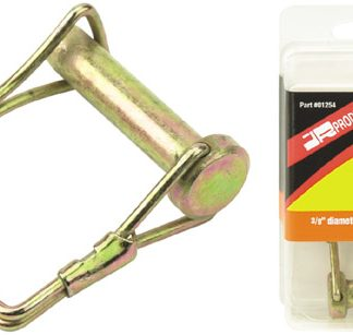 "3/8"" diameter Safety Lock Pin with 1 5/8"" Usable Length"